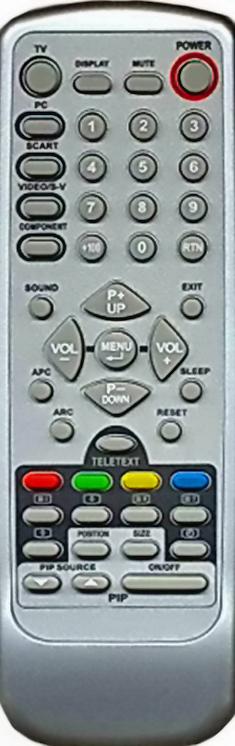 телевизор Akai LM-H27CJSA